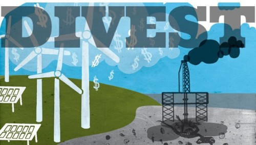 divest from fossil fuels